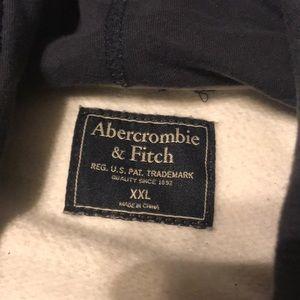 Abercrombie & Fitch Shirts - Abercrombie logo hoodie. Men's XXL